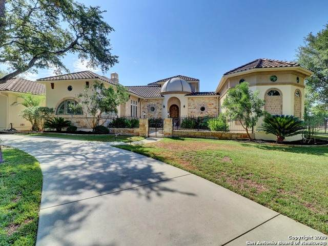 8207 Wild Wind Park, Garden Ridge, TX 78266 (#1480062) :: The Perry Henderson Group at Berkshire Hathaway Texas Realty