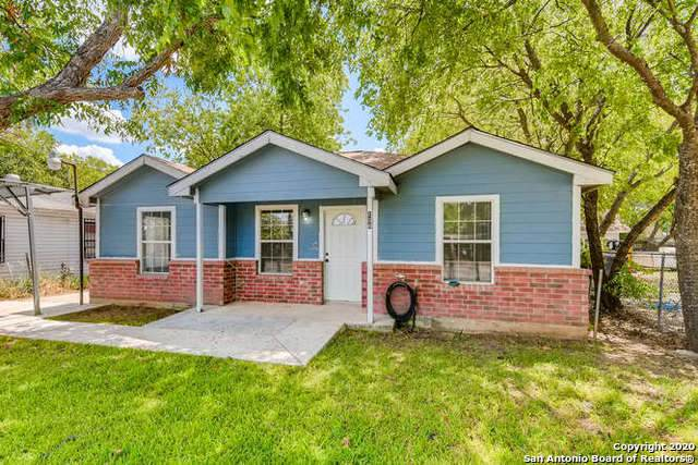134 A  St, San Antonio, TX 78207 (#1480068) :: The Perry Henderson Group at Berkshire Hathaway Texas Realty