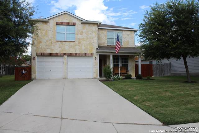 5101 Storm King, Schertz, TX 78108 (MLS #1480114) :: The Gradiz Group
