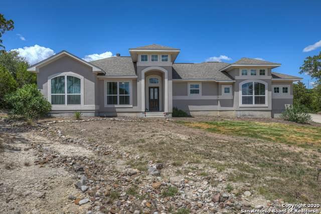 1333 Ensenada Dr, Canyon Lake, TX 78133 (MLS #1480125) :: Maverick