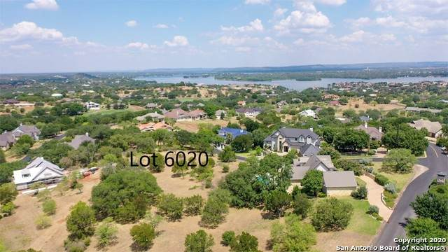 LOT 6020 Diamond Hill, Horseshoe Bay, TX 78657 (MLS #1480132) :: Front Real Estate Co.