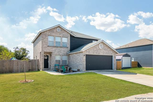 3416 Old Spanish Trail, Seguin, TX 78155 (MLS #1480261) :: The Gradiz Group
