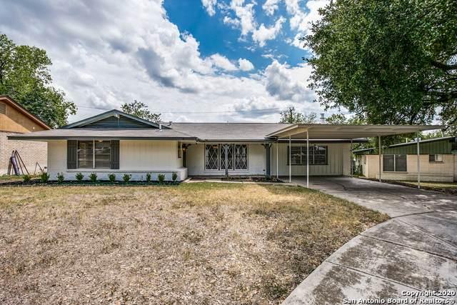 206 Coronet St, San Antonio, TX 78216 (MLS #1480290) :: Maverick
