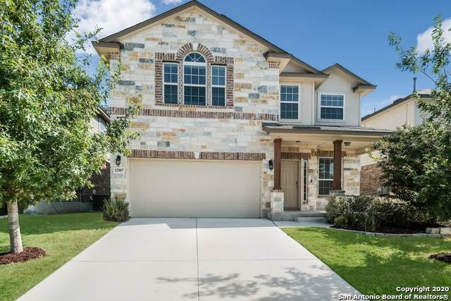 12907 Brewster Mill, San Antonio, TX 78253 (MLS #1480307) :: Concierge Realty of SA