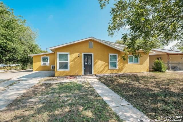 327 Pinehurst Blvd, San Antonio, TX 78221 (MLS #1480355) :: The Castillo Group