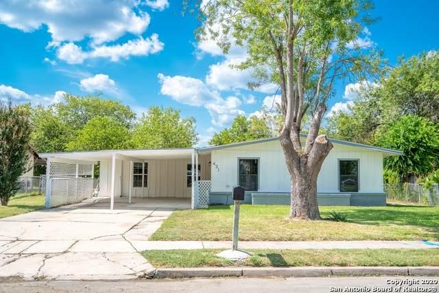 431 Westoak Rd, San Antonio, TX 78227 (MLS #1480435) :: The Castillo Group