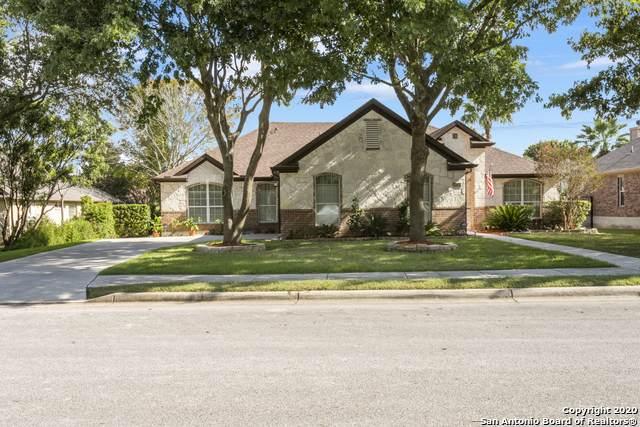1624 Canyon Oak, Schertz, TX 78154 (MLS #1480440) :: The Castillo Group
