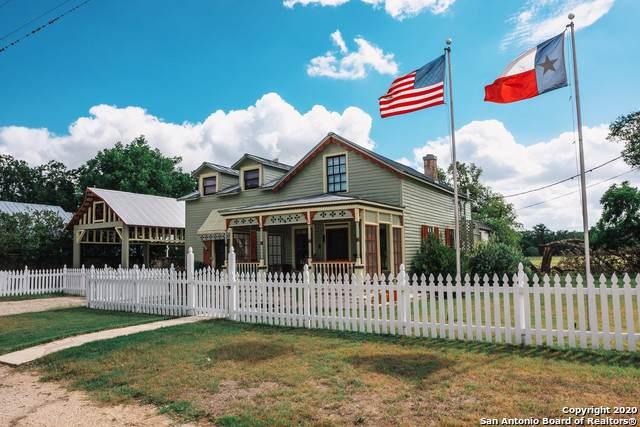 1149 Sisterdale Rd., Sisterdale, TX 78006 (MLS #1480542) :: The Heyl Group at Keller Williams