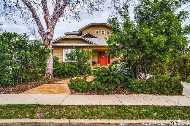 311 Argo Ave, San Antonio, TX 78209 (MLS #1480596) :: Carter Fine Homes - Keller Williams Heritage