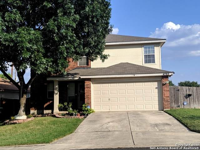 4702 Crestwood Hill Dr, San Antonio, TX 78244 (MLS #1480608) :: The Mullen Group | RE/MAX Access