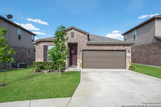 2147 Abadeer Trail, San Antonio, TX 78253 (#1480676) :: The Perry Henderson Group at Berkshire Hathaway Texas Realty