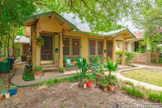 604 Mission St, San Antonio, TX 78210 (MLS #1480678) :: The Castillo Group