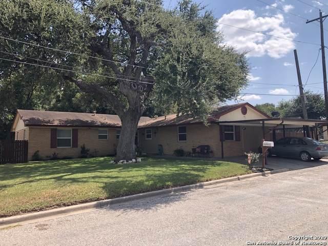 401 W Nichols St, Kenedy, TX 78119 (MLS #1480698) :: REsource Realty