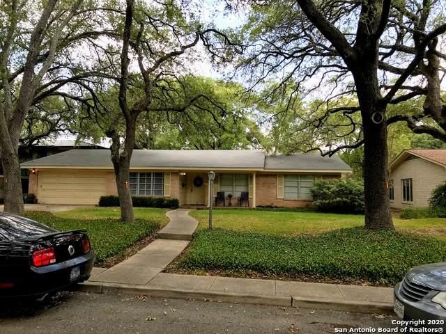 111 Brightwood Pl, San Antonio, TX 78209 (MLS #1480786) :: Concierge Realty of SA