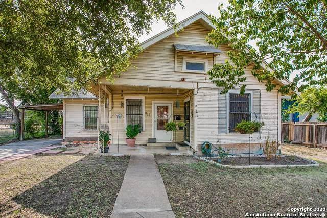 815 Capitol Ave, San Antonio, TX 78201 (MLS #1480802) :: EXP Realty