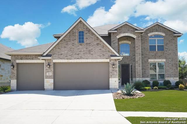 5810 Burro Stone, San Antonio, TX 78253 (MLS #1480806) :: Concierge Realty of SA