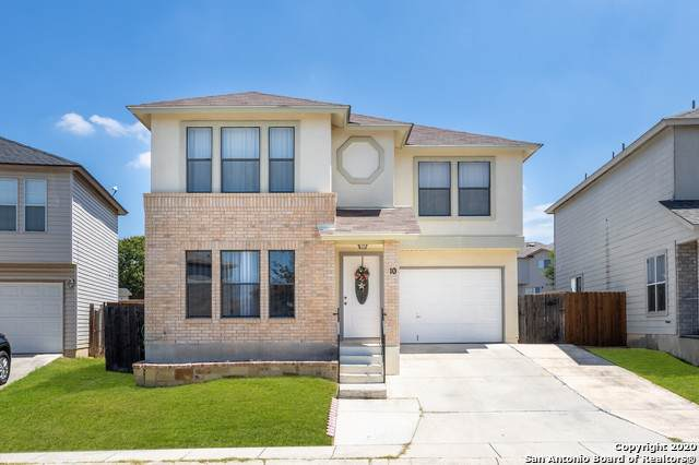 10 Irongate Crk, San Antonio, TX 78238 (MLS #1480808) :: The Mullen Group | RE/MAX Access