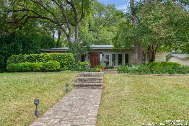 509 Alamo Heights Blvd, Alamo Heights, TX 78209 (MLS #1480850) :: Real Estate by Design