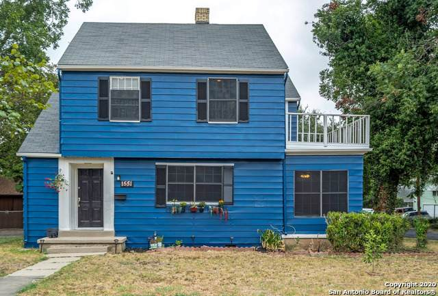 1551 Mckinley Ave, San Antonio, TX 78210 (MLS #1480879) :: The Real Estate Jesus Team