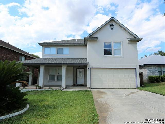 9631 Hillside Trail, San Antonio, TX 78250 (MLS #1481006) :: EXP Realty