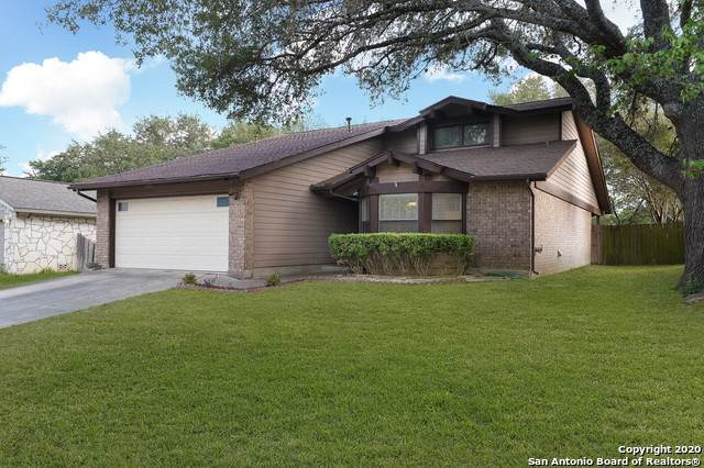 6314 Gallery Cliff Dr, San Antonio, TX 78249 (MLS #1481015) :: Santos and Sandberg