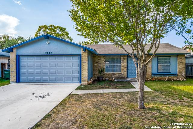 3734 Pipers Meadow St, San Antonio, TX 78251 (MLS #1481025) :: The Mullen Group | RE/MAX Access
