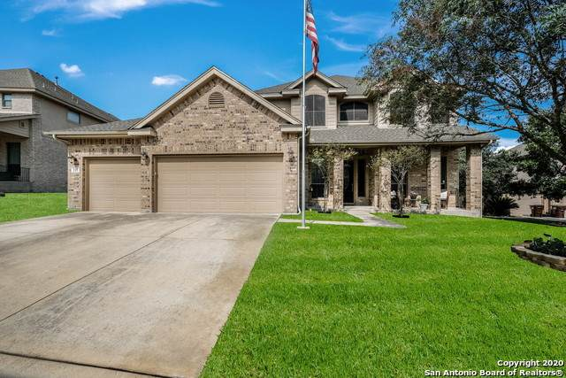 215 Perch Meadow, San Antonio, TX 78253 (MLS #1481087) :: Carolina Garcia Real Estate Group