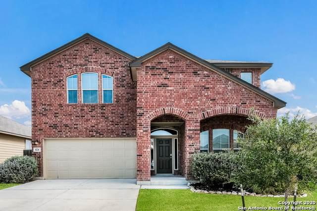 424 Quarter Mare, Cibolo, TX 78108 (MLS #1481151) :: The Real Estate Jesus Team