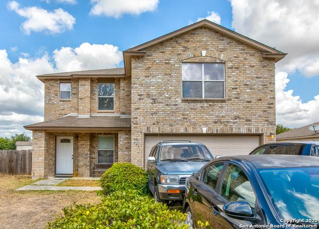 371 Copper Point Dr, New Braunfels, TX 78130 (MLS #1481218) :: The Gradiz Group