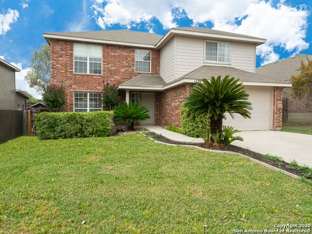 1139 Lion Way, San Antonio, TX 78251 (MLS #1481242) :: The Gradiz Group