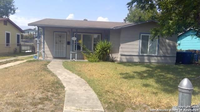 355 E Amber St, San Antonio, TX 78221 (MLS #1481270) :: The Castillo Group