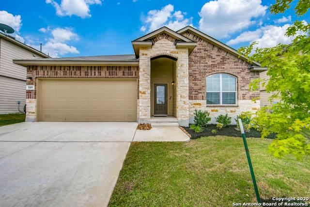 509 Round Reins, Cibolo, TX 78108 (MLS #1481334) :: The Real Estate Jesus Team