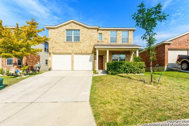 3707 Sumantra Clf, San Antonio, TX 78261 (MLS #1481344) :: The Lugo Group