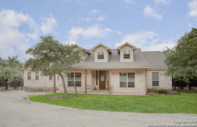 374 W County Road 2481, Hondo, TX 78861 (MLS #1481356) :: Warren Williams Realty & Ranches, LLC