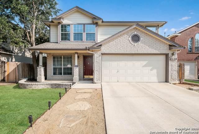 6138 Wood Pass, San Antonio, TX 78249 (MLS #1481450) :: EXP Realty