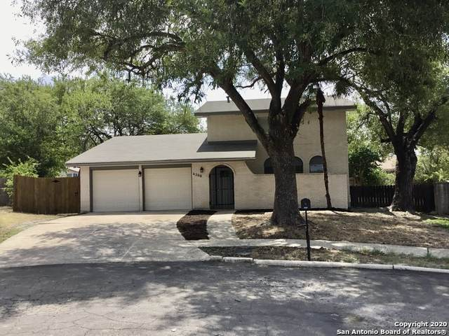 6200 Forest Cir, San Antonio, TX 78240 (MLS #1481451) :: EXP Realty