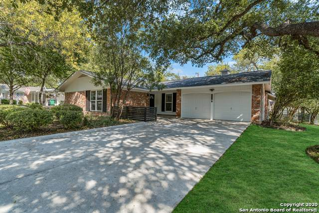 10910 Burr Oak Dr, San Antonio, TX 78230 (MLS #1481459) :: Concierge Realty of SA