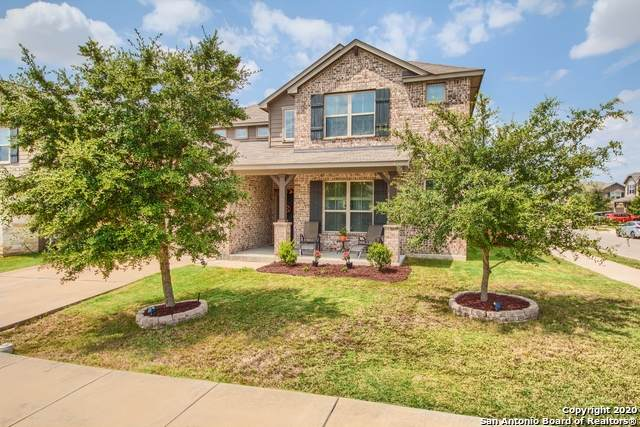 416 Saddle Spur, Cibolo, TX 78108 (#1481484) :: The Perry Henderson Group at Berkshire Hathaway Texas Realty