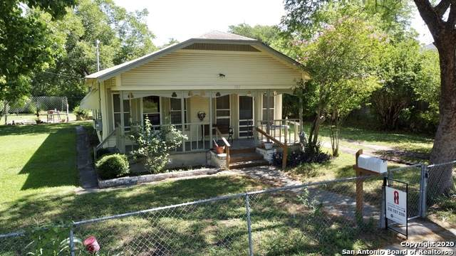 703 Westfall Ave, San Antonio, TX 78210 (MLS #1481562) :: The Castillo Group