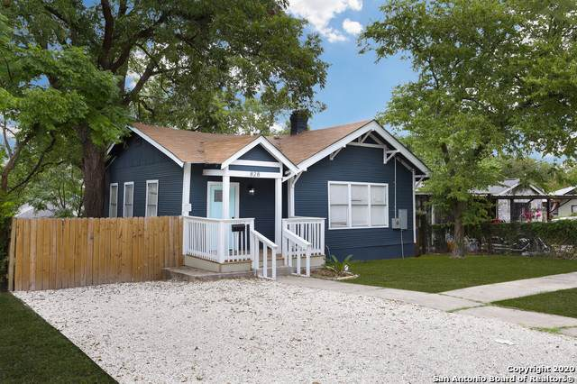 828 Dakota St, San Antonio, TX 78203 (MLS #1481625) :: EXP Realty