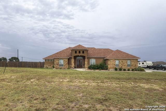 101 Westfield Ranch, La Vernia, TX 78121 (MLS #1481628) :: The Castillo Group