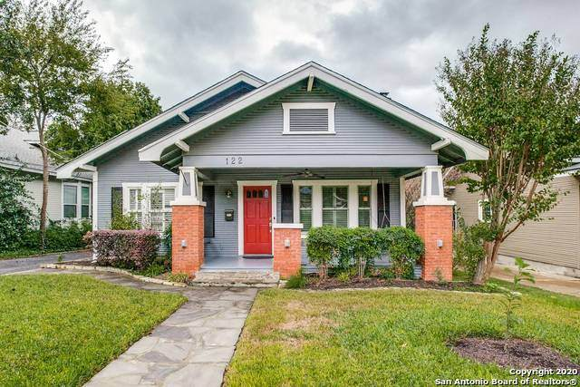 122 Normandy Ave, Alamo Heights, TX 78209 (MLS #1481692) :: The Heyl Group at Keller Williams