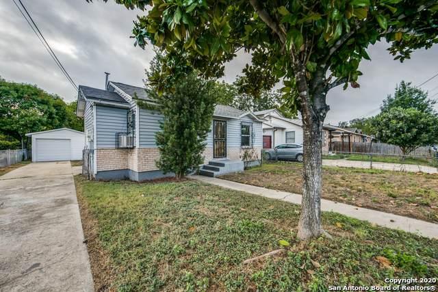 718 Rochambeau, San Antonio, TX 78214 (MLS #1481715) :: The Heyl Group at Keller Williams