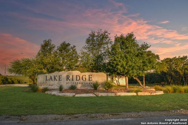 1517 Lake Ridge Blvd, Canyon Lake, TX 78133 (MLS #1481783) :: Maverick