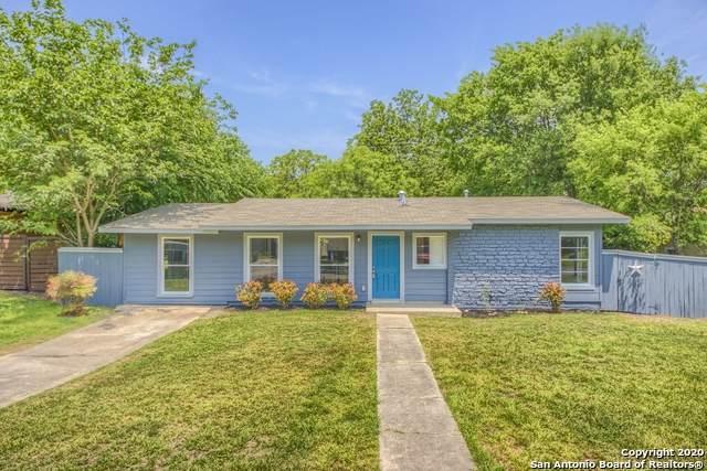 3007 Greenacres St, San Antonio, TX 78230 (#1481822) :: The Perry Henderson Group at Berkshire Hathaway Texas Realty