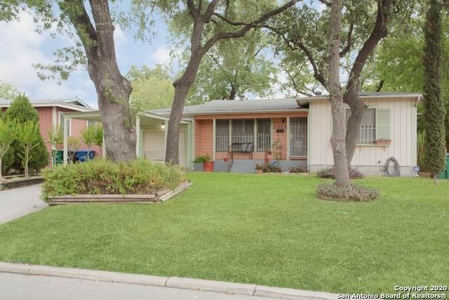 2305 Texas Ave, San Antonio, TX 78228 (#1481862) :: The Perry Henderson Group at Berkshire Hathaway Texas Realty