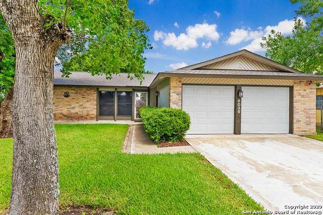 6039 Whispering Lake St, San Antonio, TX 78222 (MLS #1481864) :: Concierge Realty of SA