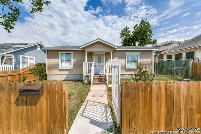 819 Topeka Blvd, San Antonio, TX 78210 (MLS #1481873) :: The Real Estate Jesus Team