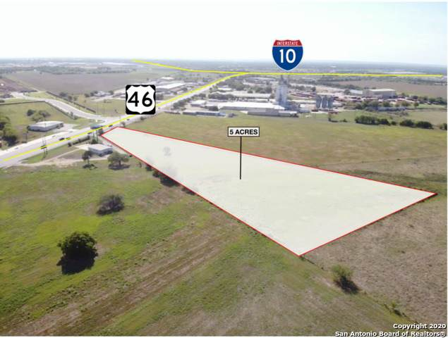 5 ACRES State Highway 46, Seguin, TX 78155 (MLS #1481875) :: Concierge Realty of SA