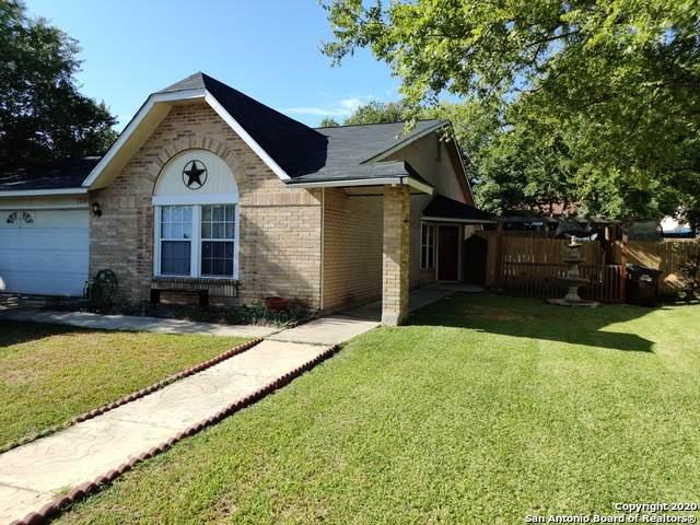 7119 Elk Trail, San Antonio, TX 78244 (MLS #1481878) :: The Castillo Group
